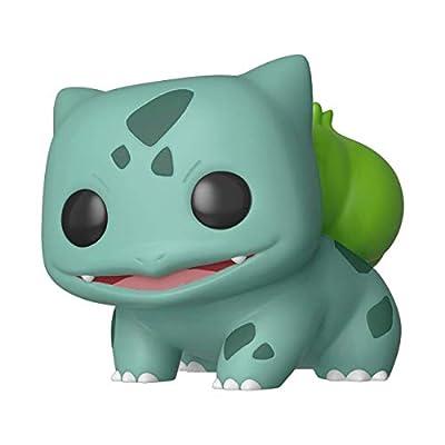 Funko Pop! Games: Pokemon- Bulbasaur de Funko POP Vinyl