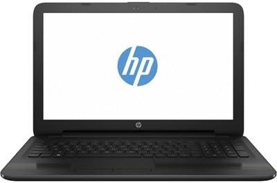 HP 250 G5 - portatil de 15.6 (Intel Core i3-5005U, 4 GB de RAM, 500 GB HDD, Windows 10), negro - teclado QWERTY español