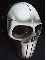 Army of Two Punisher Airsoft máscara protectora Gear Sport Party Fancy exterior Ghost Máscaras Bb Gun