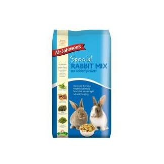 Mr Johnson's Special Rabbit Mix, 15 kg Mr Johnson's Special Rabbit Mix, 15 kg 31yA9SlPMUL