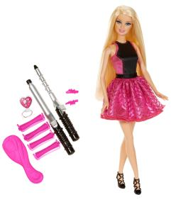 Whats In The Box Barbie Doll