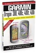 Preisvergleich Produktbild DVD - Instructional Learning for Garmin Oregon 300,  400c,  400t,  400i