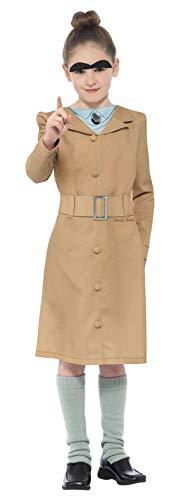 Smiffys SMIFFY 'S 27147t Mädchen Roald Dahl Miss trunchbull Kostüm ()