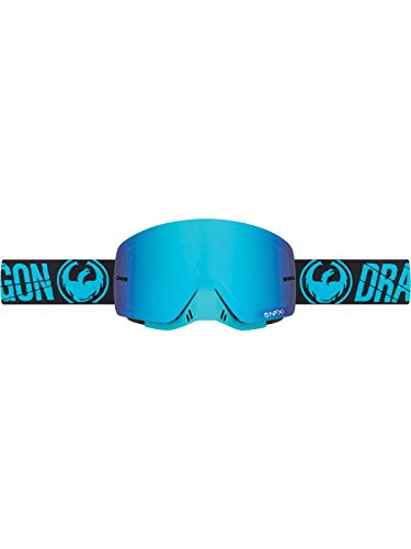 Preisvergleich Produktbild Dragon Mx Brille Nfxs Merge Blau-Blau Steel (One Size , Blau)