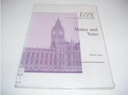 Money and Votes (Constitution) por Martin Linton