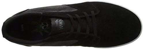 Lakai Fura, Chaussures de Skateboard homme Noir (Black)