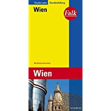Plan de ville : Vienne (avec un index)