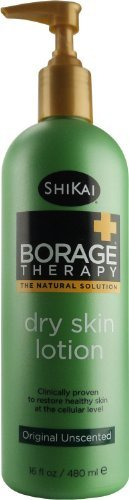 Shikai Products 50+ Borage Skin Lotion 473 ml by ShiKai