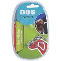 Dog 38992 - Pendentif Clignotant Led de Sécurité - 6 cm