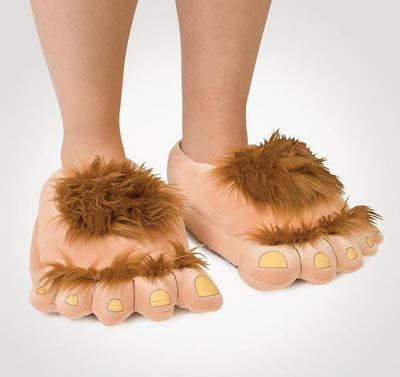 - Haarige Füße