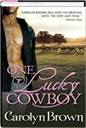 One Lucky Cowboy (Hardcover BCE) [Hardcover] by