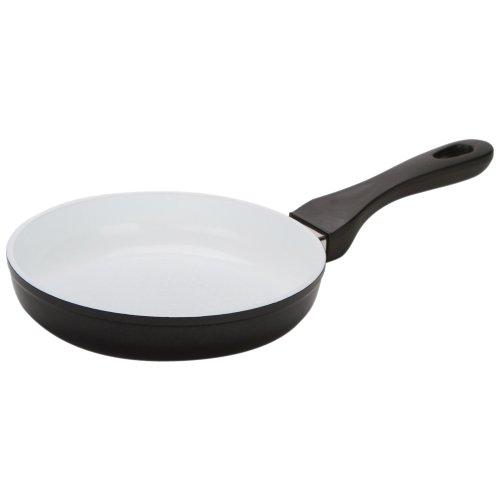 culinario Crispy Joy, Keramikpfanne mit Noppen-Technologie Ø 20 cm, grau