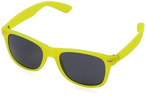 MSTRDS Sunglasses Likoma Sonnenbrille, Neonorange, one size