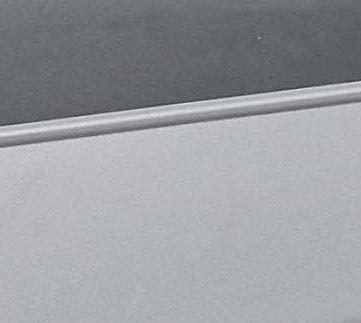 31yAg5K27rL - AmazonBasics - Carrito auxiliar multiusos de 2niveles de estilo bandeja alta, acero, 181kilogramos de capacidad, gris