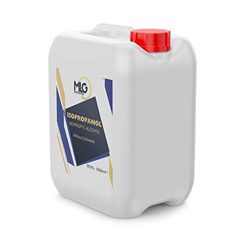 Isopropilico 99,9% para limpiar y desengrasar. Aplicación versátiles para la limpieza de superficies contaminadas. No deja residuos. El alcohol isopropílico, también es conocido como 2-propanol o isopropanol. Se utiliza como limpiador para contactos ...