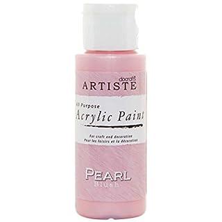 Artiste Docrafts hohe Qualität Acrylfarbe. Pearl Blush