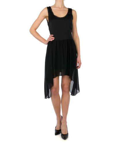 Replay robe longueur genoux (w9856 .000.81178) Noir - Schwarz (98 BLACK)