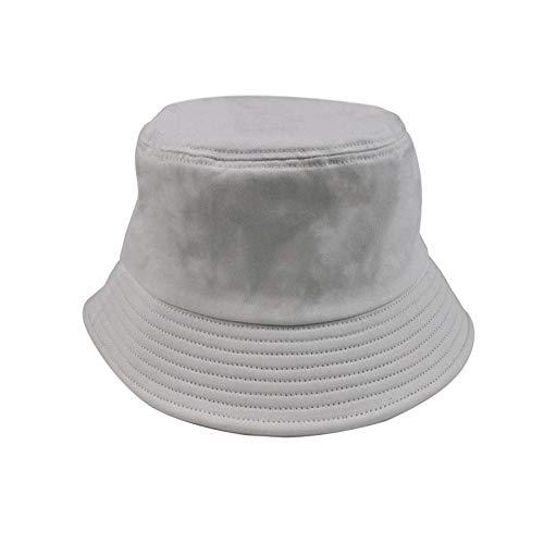 Adult Cap - Sommer New Korean Light Board Einfarbig Mode Fischer Hut Männer Und Frauen Persönlichkeit Outdoor Freizeit Sonnenhut Kappe, Schwarz (Korean Mode Für Männer Bekleidung)