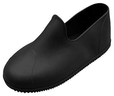 GIULIVE les galoschen-sur-chaussures de protection pour les chaussures, mehrfachgröße xS = 20–24 25–29 m = s = 30–34 l = 34–37 xL = 38–42 - Noir - Noir, XL=38-42 EU