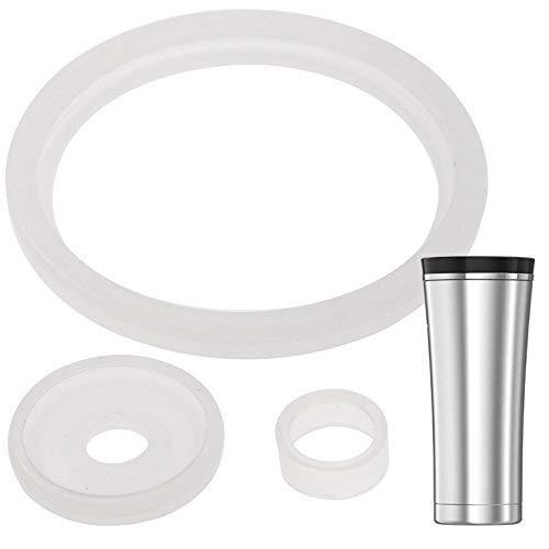 2Sets von Thermos Sipp (TM)-Kompatibel 16Unze Travel Tumbler/Becher Dichtungen/Dichtungen 41G59205020U Produkte-BPA/Frei von Phthalat/ohne Latex-2Full Ersatz Pro Set -