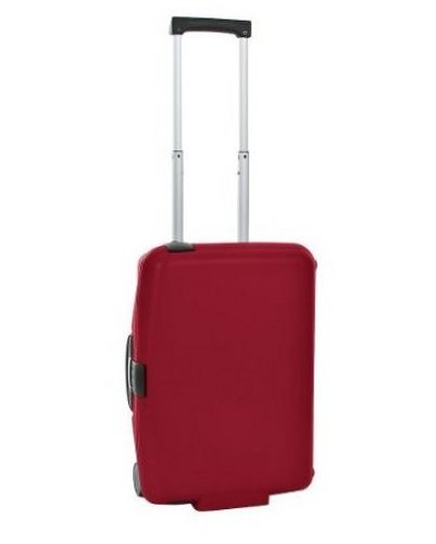 Samsonite Cabin Collection Kabinenkoffer mit 2 Rollen, 55 cm, Crimson RED (rot) - V85*20001