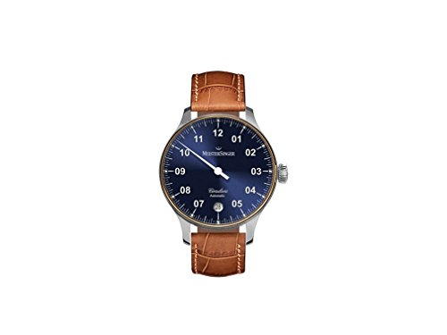 Meistersinger Mens Watch Circularis automatic CC908LG