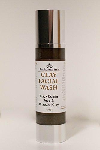 The Blessed Seed - Gesichtspflege- und Reinigung ★für normale und fettige Haut ★Qualitativ hochwertiges Premiumprodukt ★mit natürlich erdigen Duft