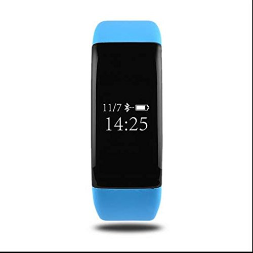 IP68étanche Smartwatch Smart Watch Android, iPhone intelligente Horloge, Pushman 1Chaque jour, Imperméable, anti-chocs, smartphones, intelligente pour Android et iOS téléphone