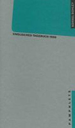 Englisches Tagebuch 1988 (Pamphlete)