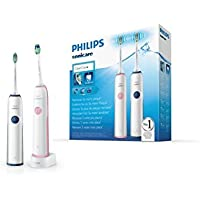 Philips Sonicare CleanCare Cepillo dental eléctrico sónico HX3212/61 - Cepillo de dientes eléctrico (