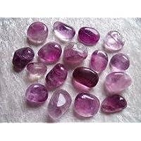 Purple Fluorite Tumblestone - Single Stone by Purple Fluorite preisvergleich bei billige-tabletten.eu