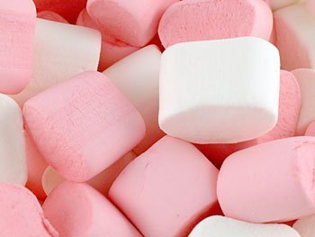 Marshmallows - 1Kg (180 pièces)