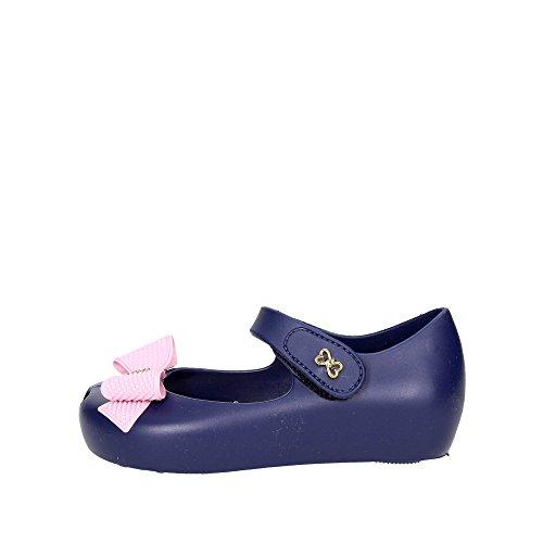 World Colors C046.1379 Ballerinaschuhe Mädchen Blau