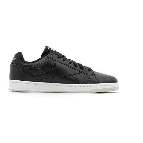 Reebok Herren Royal Cmplt Cln Lx Fitnessschuhe schwarz (schwarz / Totenschädel-Grau / weiß)