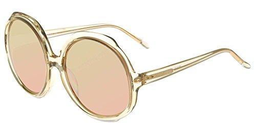 Linda Farrow Sonnenbrillen 417 ASH ROSE GOLD ASH ROSE GOLD/ROSE GOLD Damenbrillen