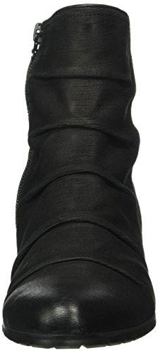 Gerry Weber Caren 09, Bottines non doublées femme Noir - Noir