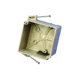Allied Moulded 9343-NK Fiberglass Square Box