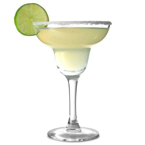 Arcoroc DP092 Elegance Margarita-Gläser, 270 ml, 6 Stück Margarita Gläser