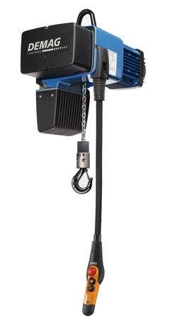 demag DC com-Cadena con Fein Hub 4m Hub, 125kg, 1