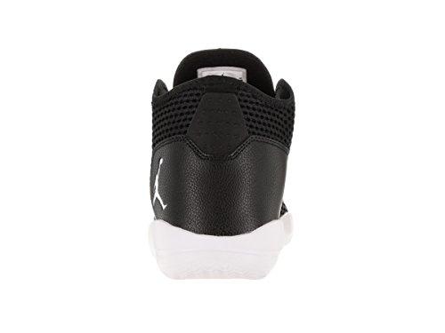 Nike Jordan Reveal, Chaussures de Sport-Basketball Homme, Taille Noir - Negro (Black / White-Black-White)