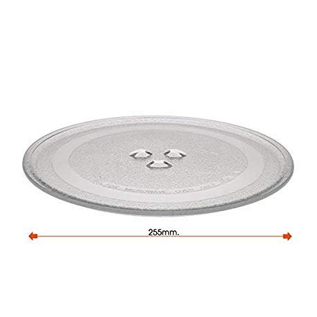 Glass Turntable Plate for Daewoo