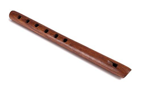 Handgemachte indische Authentic Palisander Querflöte mit Rustic Finish (Chinesischen Runden Esstisch)