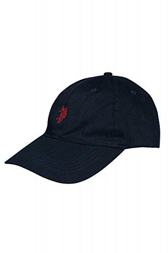 U.S. POLO ASSN. Cap Mütze Basecap Cappy Blau Classic Baumwolle