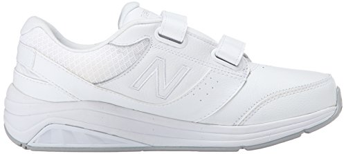 New Balance WW928 Femmes Large Cuir Baskets HW2