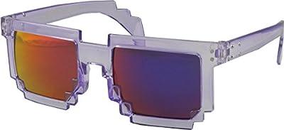 Revive Eyewear Iridescent Lens Pixel Gamer gafas de sol
