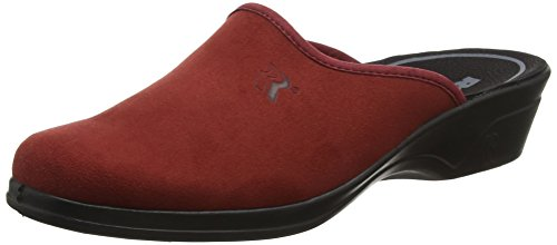 Romika Remo 122 FR, Mules Mujer, Rojo Rot 400, 42