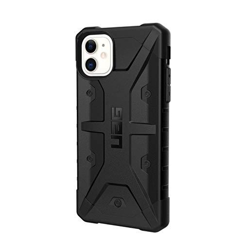 """Urban Armor Gear Pathfinder Apple iPhone 11 (6.1"""") Cover Protettiva Rugged Custodia (Compatibile Con il Qi Wireless, Ultra Slim Protezione Case, Antiurto) - nero"""