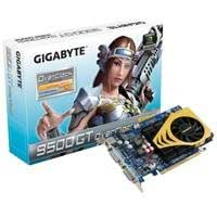Gigabyte GV N95TOC-512H - Adaptateur graphique - GF 9500 GT - PCI Express 2.0 x16 - 512 Mo GDDR2 - Digital Visual Interface ( HDCP ) - sortie TV