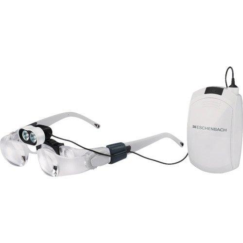 eschenbach maxdetail Lupenbrille mit LED-Beleuchtung Eschenbach MaxDetail