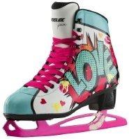 Powerslide Kiss - Pattini da ghiaccio, da donna